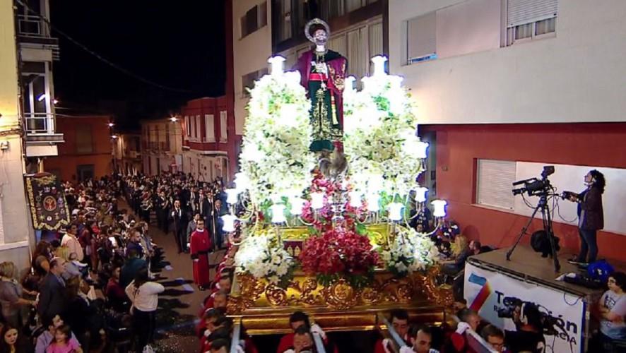La7 rinde homenaje a la Semana Santa de la Región de Murcia emitiendo 30 procesiones