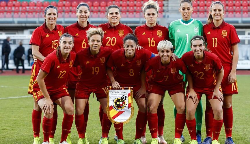 La Federación estudia que la Selección femenina juegue en Lorca en enero