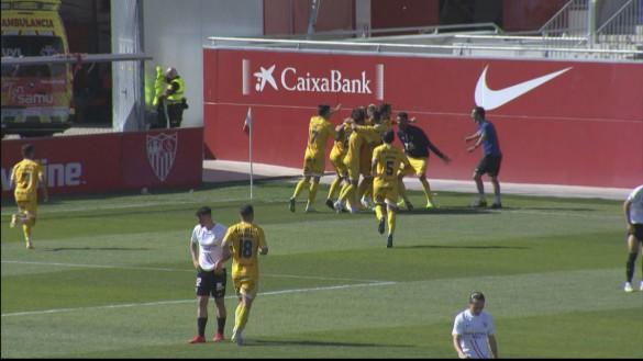 Aketxe sale al rescate del UCAM Murcia (0-1)