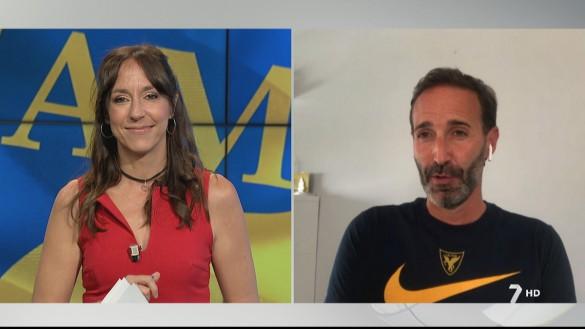 """Sito Alonso: """"No renové con el UCAM para luchar por la permanencia"""""""