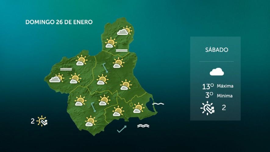 Temperaturas mínimas en ascenso en el Altiplano