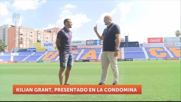 El UCAM Murcia CF amplía vestuario con Kilian Grant