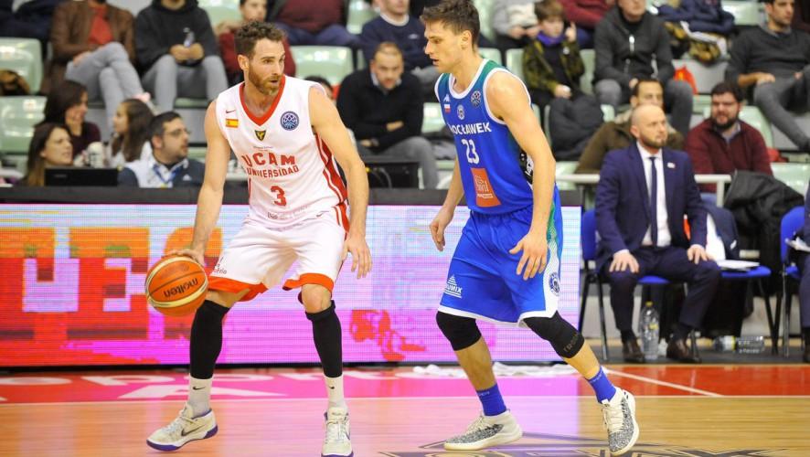 El UCAM Murcia vence al Anwill 78-70