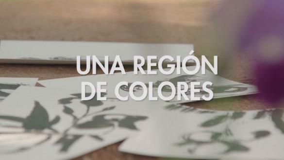 Una Región de Colores
