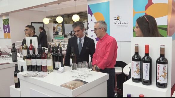 Los vinos murcianos se hacen un hueco en la London Wine Fair