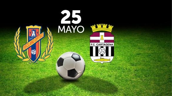 FC Cartagena y Yeclano se preparan para la posible vuelta a la competición