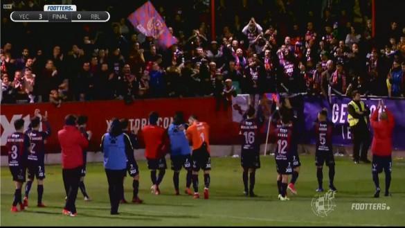 El Yeclano se acerca a los puestos de playoff tras ganar a la Balona (3-0)