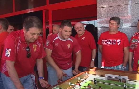El Real Murcia se queda sin ascenso