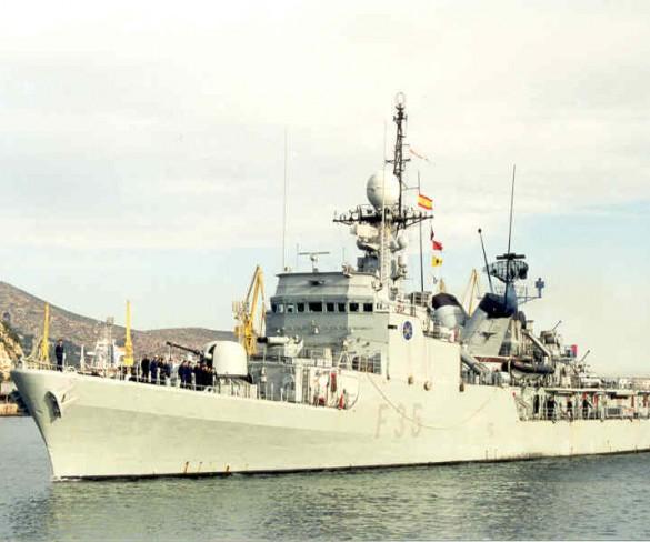 La Armada organiza en Cartagena actos culturales y divulgativos