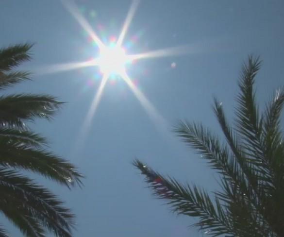 Meteorología activa la alerta amarilla por temperaturas de hasta 38º en la Vega del Segura