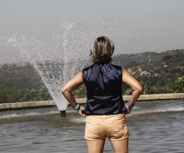 Meteorología activa el nivel de aviso amarillo por altas temperaturas en el Valle del Guadalentín, Lorca y Águilas