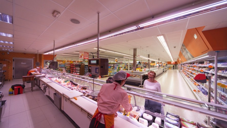El sector servicios eleva sus ventas un 4,8% en abril en Murcia