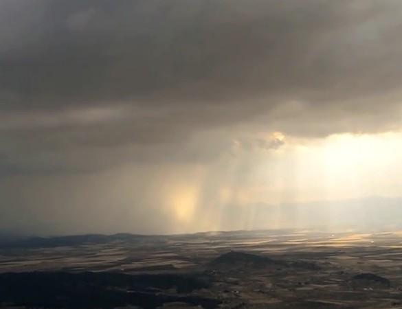 El '1-1-2′ registró 13 llamadas con asuntos relacionados con las tormentas