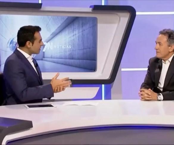 """El senador Oñate aboga por la """"provincia autonómica"""""""