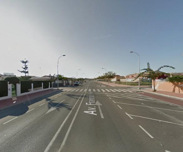 Dos heridos, uno de ellos grave, tras ser atropellados en Santiago de la Ribera