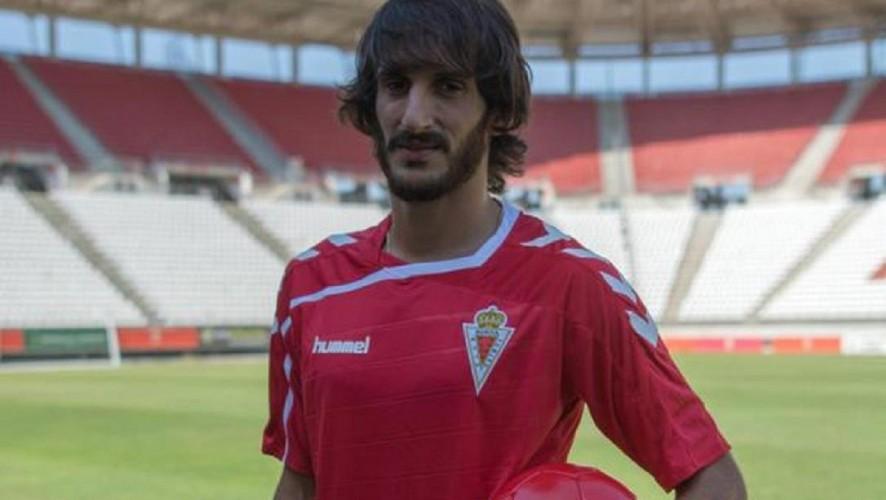 El Real Murcia presenta a Fran Moreno