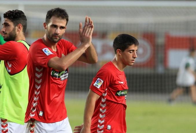 Jaume continuará en el Real Murcia CF