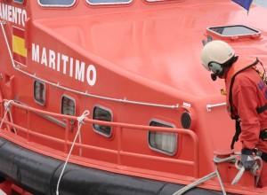 Interceptados 21 ocupantes a bordo de dos pateras en la costa de Cartagena