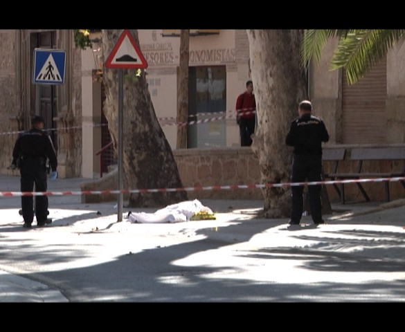 Detenido en Lorca tras atropellar mortalmente a un hombre y darse a la fuga