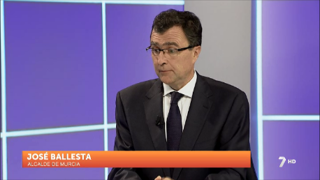 """Ballesta ve """"ansia de poder e intereses electorales"""" en los pactos de la oposición"""
