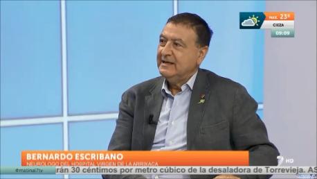 """""""Los médicos vemos 3.000 casos de ictus cada año en la Región"""""""