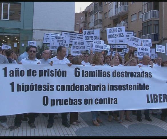 Muere uno de los seis policías en prisión por la muerte de Cala Cortina