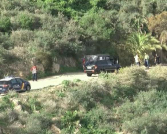 El joven hallado en el Monte Calvario de Cartagena murió de forma violenta