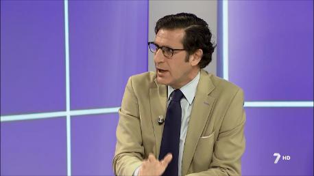 """Pasqual del Riquelme, presidente del TSJ: """"Necesitamos jueces"""""""