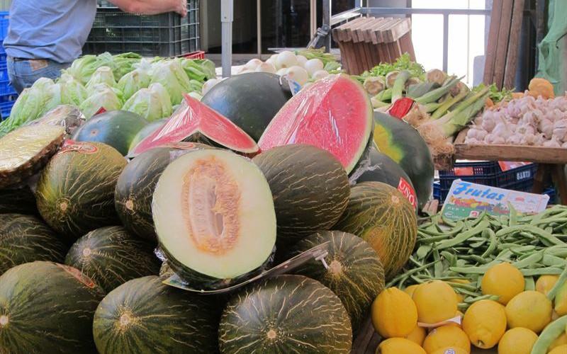 Los precios en la Región de Murcia bajan tres décimas en septiembre