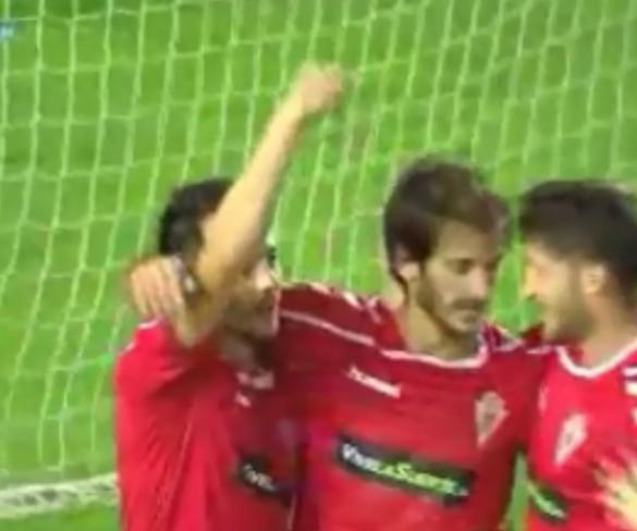 El Murcia supera al Jumilla