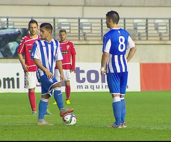 El FC Jumilla busca la salvación ante la UD Melilla