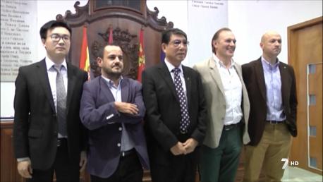 Xu Genbao, nuevo propietario de La Hoya Lorca CF
