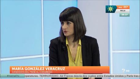 González Veracruz comparte que no todas las imputaciones son iguales