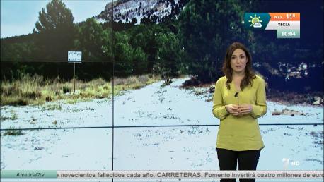 Murcia pasa hoy más frío que ayer pero menos que mañana