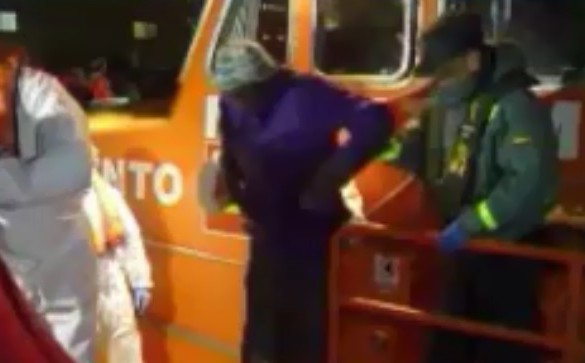 Una patera con nueve personas es rescatada a 50 millas al sur de Cartagena