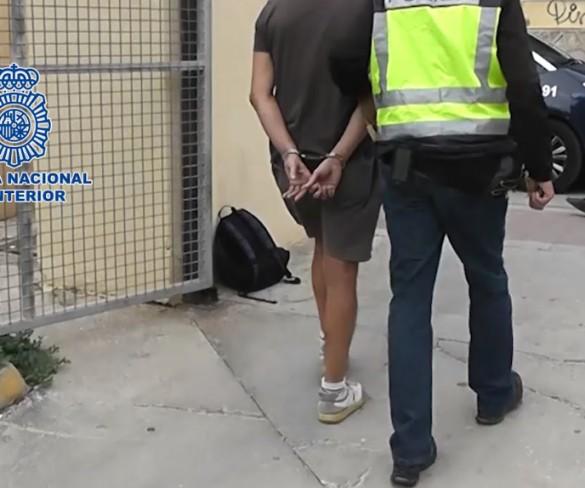 Detenido en Murcia un pederasta por abusar de seis niños y niñas de entre 9 y 11 años