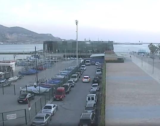 Webcam Puerto de Cartagena