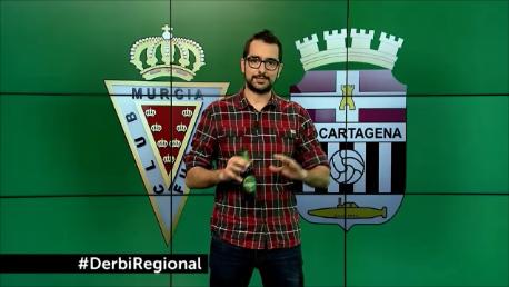 Concurso #derbiregional en Twitter: la foto más divertida