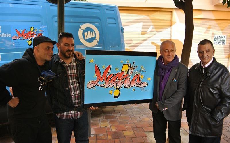 Murcia ya tiene la primera Oficina del Grafiti de España