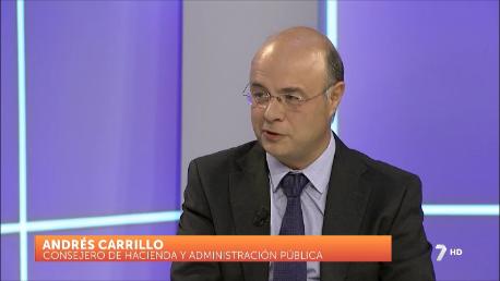 El Consejero de Hacienda aclara que el déficit de Murcia alcanza el 2,38% en 2015
