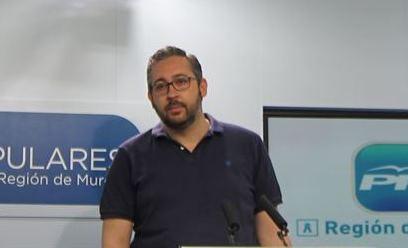 PP garantiza que el soterramiento del AVE será integral a su paso por Murcia