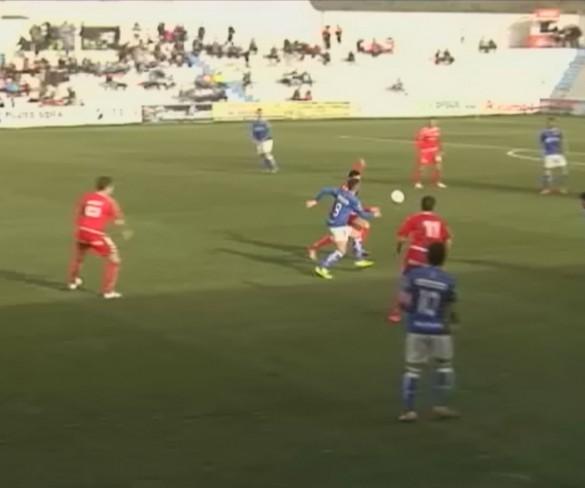 Victoria del Real Murcia en un partido de infarto en Linares