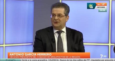 Decano García Herrero
