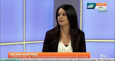 Entrevista Helena Martínez