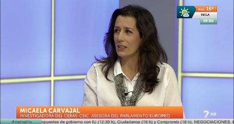 Entrevista Micaela Carvajal