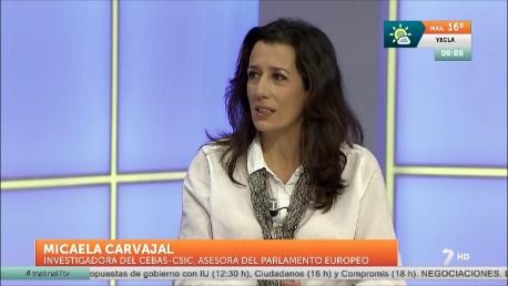 """""""La agricultura de la Región es un referente"""""""