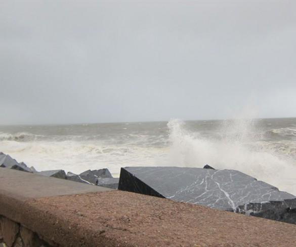La Región de Murcia en alerta amarilla por fenómenos costeros
