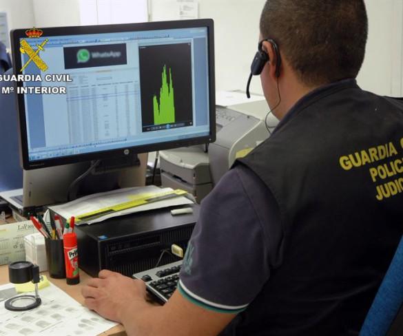 La Guardia Civil detiene a una persona por abusos sexuales a varias menores en Mazarrón