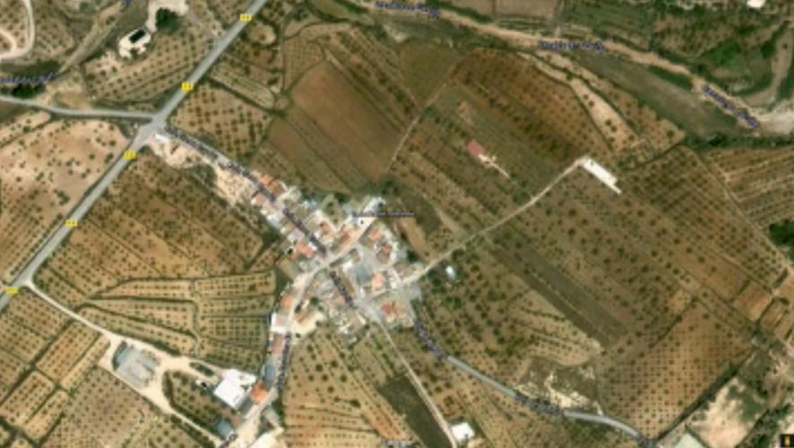 Fallece un hombre tras caer por un barranco en Sierra Espuña