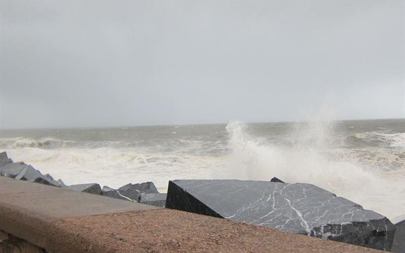 La Región de Murcia estará este sábado en aviso amarillo por fenómenos costeros